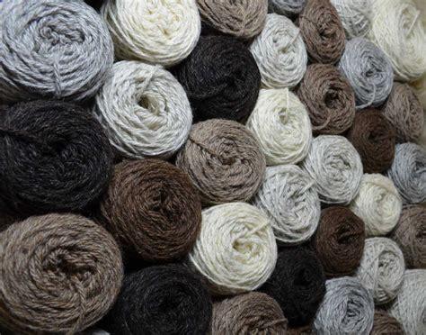 knitting yarns shetland wool