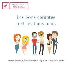 les bons amis french on