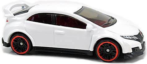 Hotwheels Civic Type R Then And Now 16 honda civic type r 71mm 2017 wheels newsletter