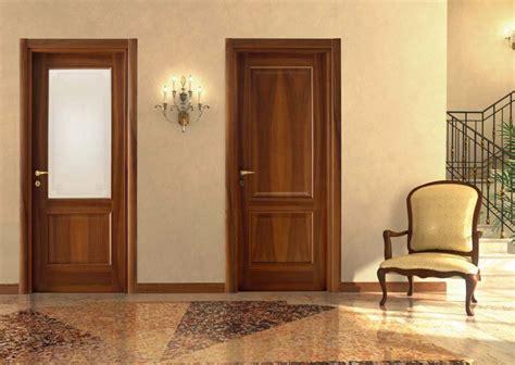porte interne classiche con vetro porte battenti classiche in legno e vetro classic vetro