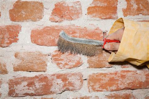 versiegelung mauerwerk mauerwerk freilegen 187 das sollten sie bedenken