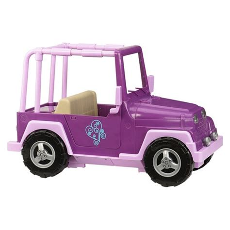 Jeep For Dolls 4 X 4 Car Our Generation Target
