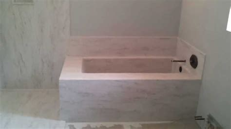 corian bathtub custom corian rain cloud seamless shower and tub mp4 youtube
