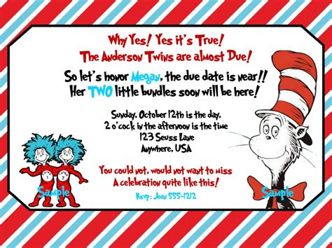 dr seuss post card templates dr seuss baby shower clip 42