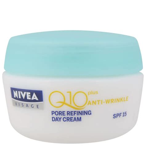 2 Step Anti Aging Detox Pore Refining Charcoal Mask by Nivea Visage Q10 Plus Anti Wrinkle Pore Refining Day