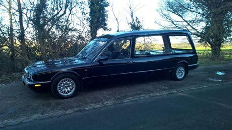 1999 jaguar daimler hearse funeral vehicle for sale