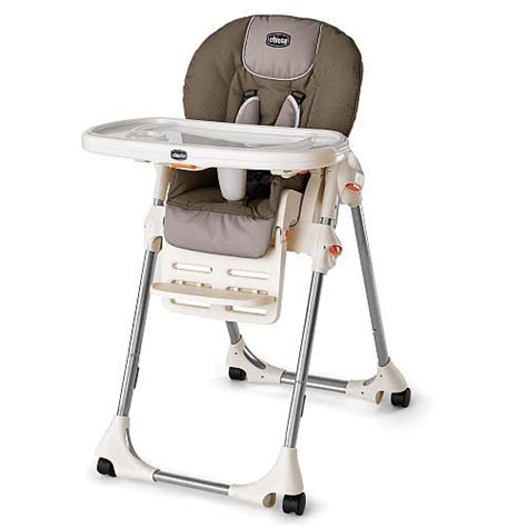 Chicco High Chair Polly by Chicco Polly Se High Chair Chevron Baby Gear