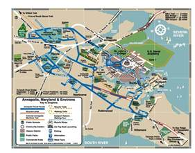 united states naval academy map annapolis tourist map annapolis mappery