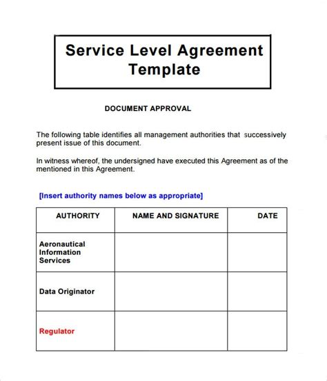 service agreement template uk service level agreement template peerpex