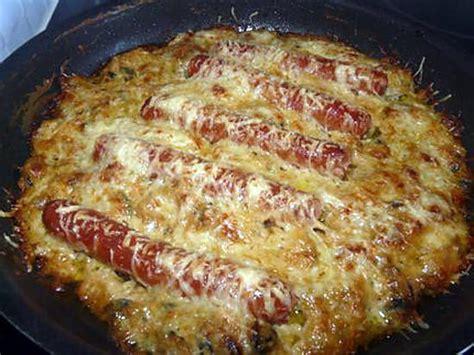 recette de cuisine marocaine facile et rapide recette de gratin de courgettes aux knackis facile et rapide