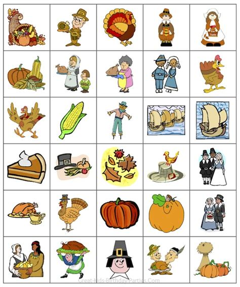 6 best images of printable games memory card printable 6 best images of printable thanksgiving card games