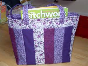 Easy Patchwork Bag Patterns - easy bag popular patchwork