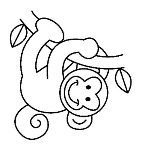 Coloriages Animaux Singe 08 Coloriage Pinterest Coloriage Animaux Savane A ImprimerL