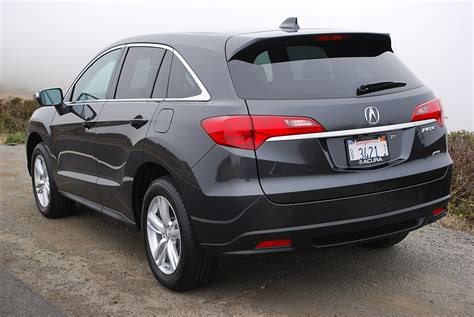 2014 Acura Rdx Mpg by Review 2014 Acura Rdx Awd With Technology Car Reviews