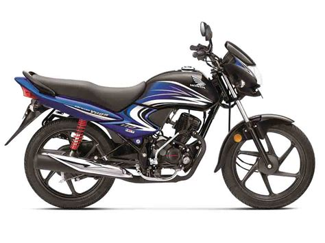 honda dream honda introduced all new black with athletic blue