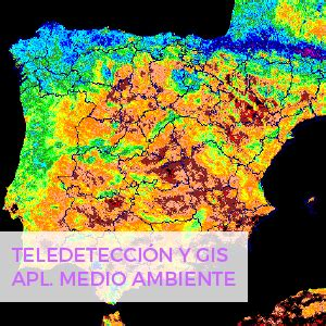 formacion medio ambiente gis biodiversidad curso teledeteccion gis aplicado al medio ambiente