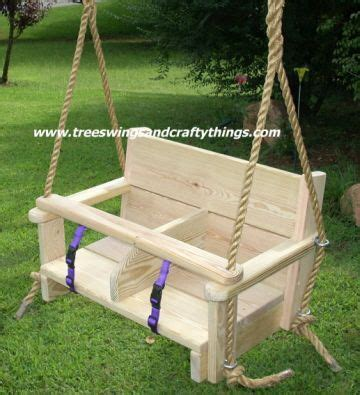 wooden child swing seat 25 best ideas about tree seat on pinterest tree bench