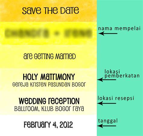 desain undangan resepsi pernikahan contoh desain undangan pernikahan part 2 rfn graphics