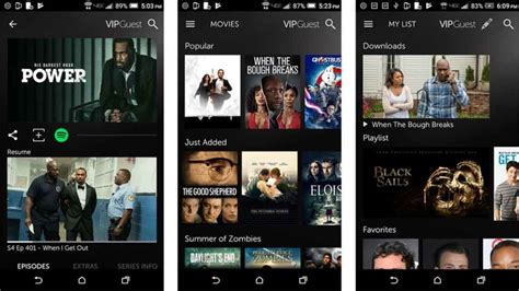10 best tv apps and live tv apps for android android