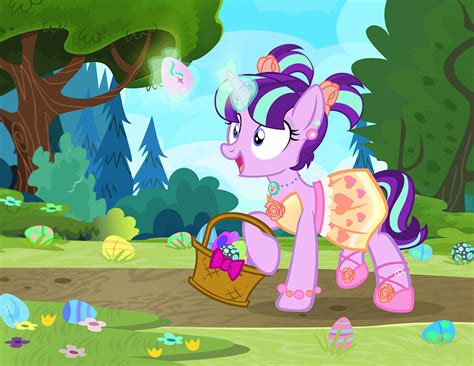 Starlite Orca 5 easter eggs and fancy dresses by pixelkitties my
