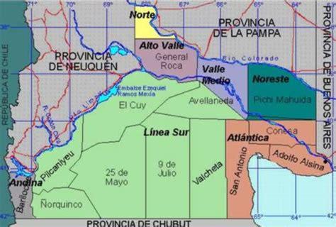 Zona Objeto De Estudio Rio Negro Zonaeconomicacom | rio negro zonaeconomica