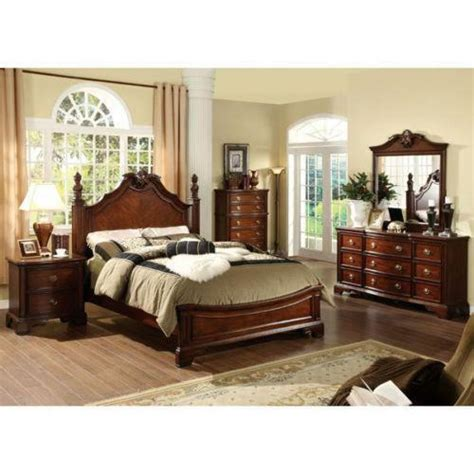 Solid Wood Bedroom Sets For Sale by Solid Wood Bedroom Set Ebay