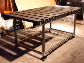 Wood Swing Bench Pdf Steel Welding Table Plans Diy Free Plans Download