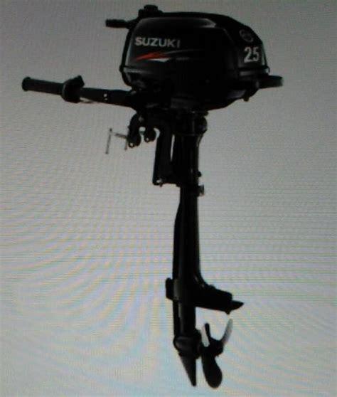 2 5 Hp Suzuki Outboard Suzuki 2 5 Hp 4 Stroke Outboard By Royalint Marine