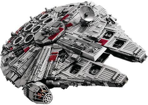 best lego millenium falcon witness the birth of a lego millennium falcon cnet