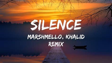 download mp3 marshmello silence silence feat khalid illenium remix marshmello khalid