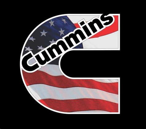 Dodge Cummins Stickers Cummins Flag Vinyl Decal Dodge Ram Turbo Dieseltruck