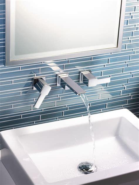 Tile Bathroom Sink - brass bathroom faucets hgtv