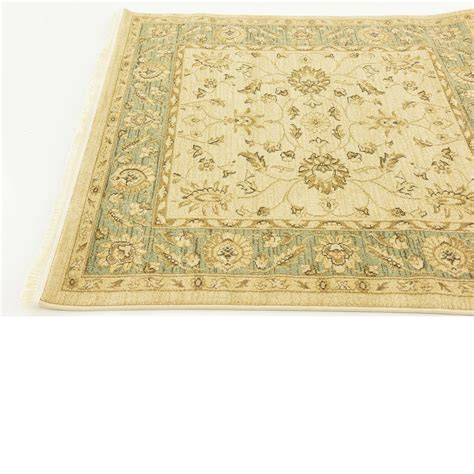4 X 4 Area Rugs Traditional Design Area Carpet Rugs 4 X 4 Heritage Rug Ebay