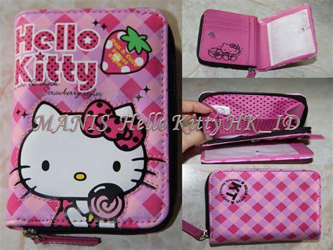 Dompet Hellokitty Original Sanrio manis hello hk id