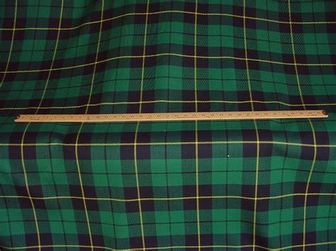 ralph lauren wool upholstery fabric 5 ralph lauren wool tartan plaid upholstery fabric ebay