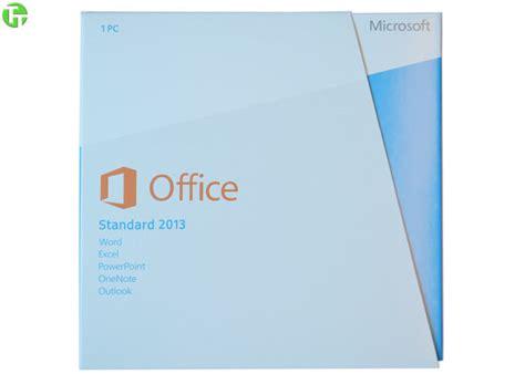 Microsoft Office Standard 2013 by Microsoft Office Standard 2013 Retail Version 1 Dvd 1