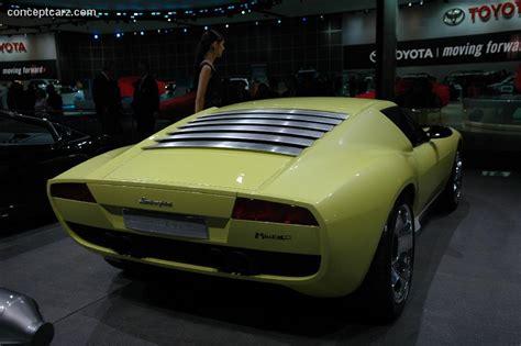 Lamborghini Miura Concept Price 2006 Lamborghini Miura Concept Images Photo Lambo Miura