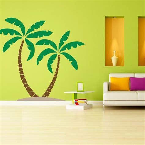Palm Tree Wall Decor Palm Tree Wall Decal Palm Tree Wall Art Wall Decal World