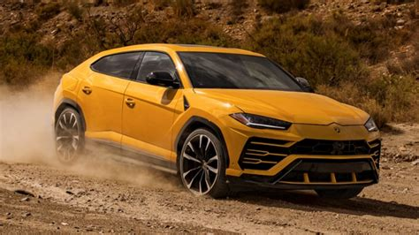 supercar suv lamborghini joins the boom with its supercar suv urus