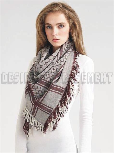 Guucci Monogram Second Auth Ori 59 gucci shawls gucci logo scarf in pink lyst