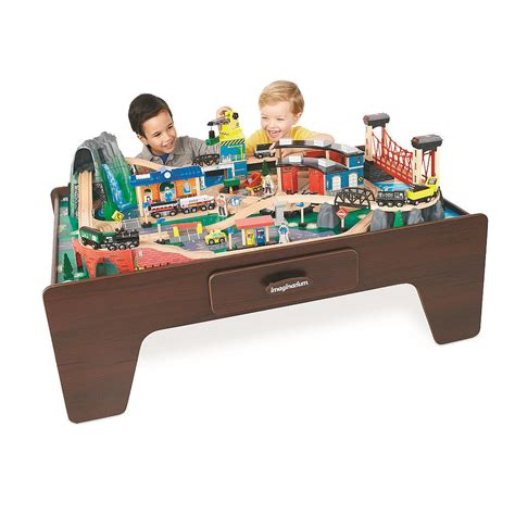 universe of imagination zoo play table 100 imaginarium mountain rock table