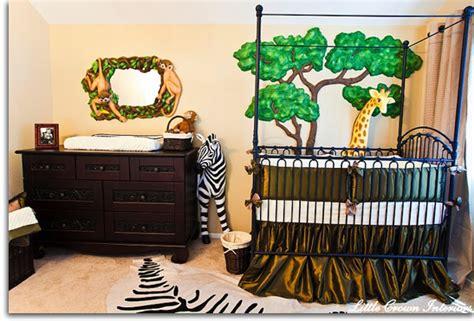 baby boy themed rooms safari nursery project nursery