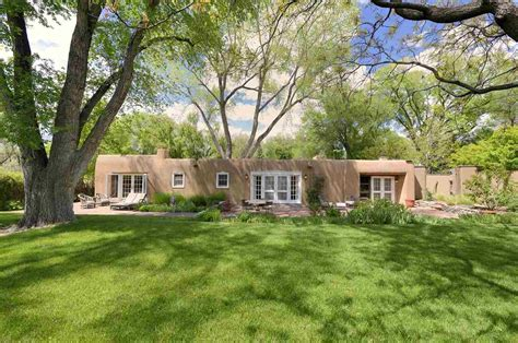 historic adobe homes for sale in santa fe new mexico