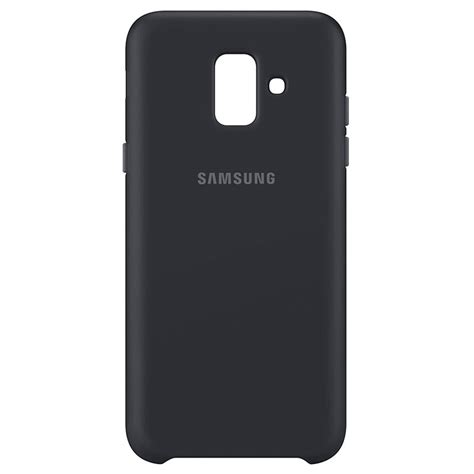 samsung galaxy a6 2018 dual layer cover ef pa600cbegww