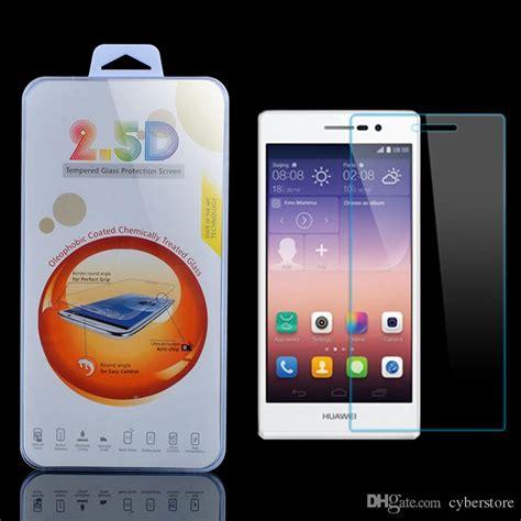 Huawei Y530 C8813 Mirror Screen Protector for huawei p7 p8 g7 tempered glass screen protector huawei ascend lite c199 c8813 y530 honor 4c