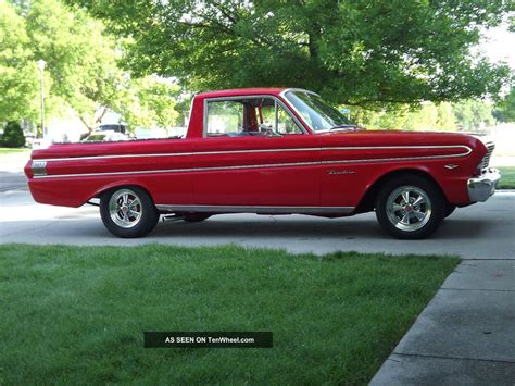 ranchero car 1964 ford ranchero deluxe vintage car