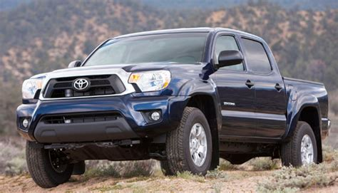 Used 4x4 Toyota Trucks For Sale Used Toyota Tacoma Sr5 4x4 Truck Review And