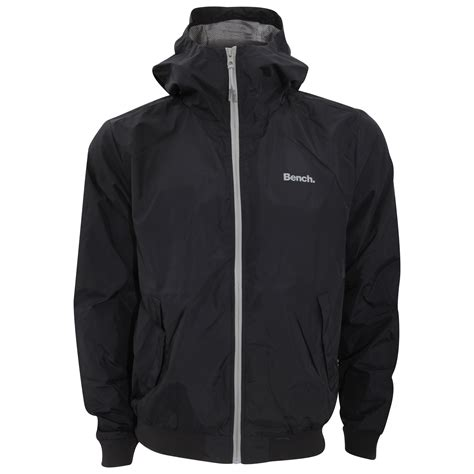 bench zip up bench mens pastance zip up water repellent jacket
