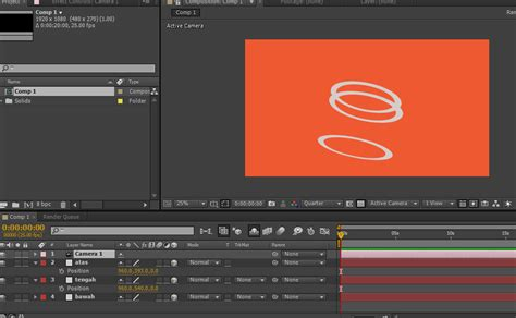 tutorial after effect indonesia cara parent 2 layer di after effect industri animasi
