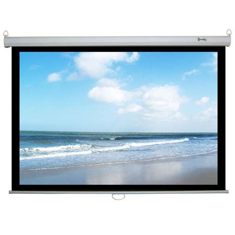 Screen Projector types of projector screens projector screen projection screen